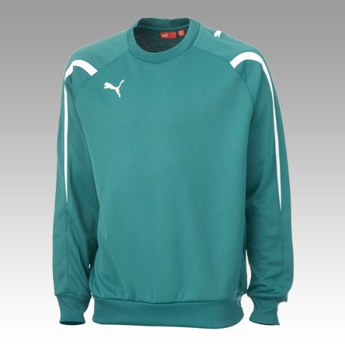 Puma Powercat 5.10 Mens Sweatshirt GRN XXL