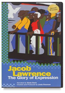 Multicultural Videos - Jacob Lawrence - The Glory of Expression, DVD