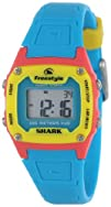 Freestyle Womens FS80981 Shark Yellow Red Cyan Polyurethane Watch