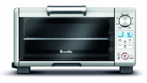 Countertop Microwave Toaster Oven Combo : Breville BOV450XL Mini Smart Oven with Element IQ
