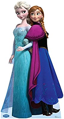Disney's Frozen - Advanced Graphics Life Size Cardboard Standup