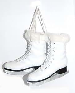 Kurt Adler Ice Skate, Christmas Ornament