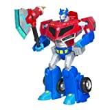 Transformers Animated Supreme Roll-Out Command Optimus Primeby Hasbro
