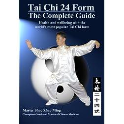 Tai Chi 24: Complete Guide to Tai Chi