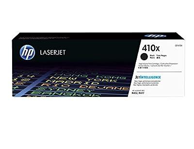 HP 410X (CF410X) Black High Yield Original LaserJet Toner Cartridge
