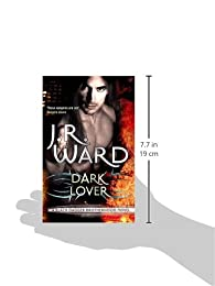 Dark Lover: Number 1 in series (Black Dagger Brotherhood)