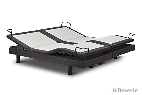 Reverie iDealBed Signature 8i Adjustable Bed Base - Wireless - Bluetooth - Massage (Split King) (Adjustable Bed Remote compare prices)