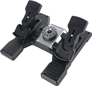 Saitek Pro Flight Rudder Pedals from Made Simple