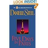 Five Days Paris Novel ebook