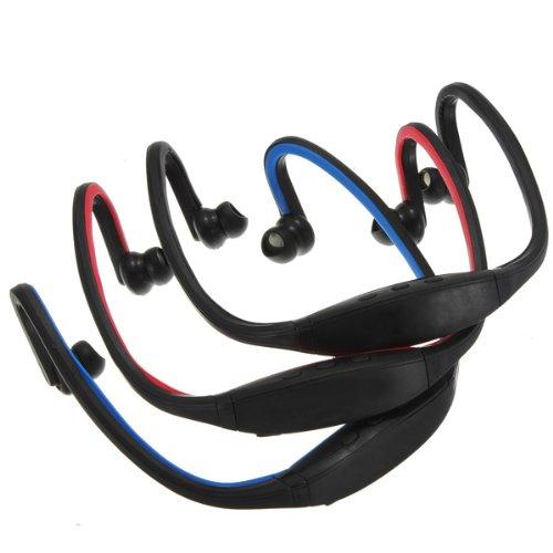 Sports Wireless Stereo Bluetooth In-Ear Headset Headphone Earphone Earbuds Mic