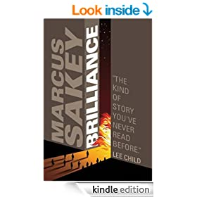 Brilliance (The Brilliance Saga, Book One)