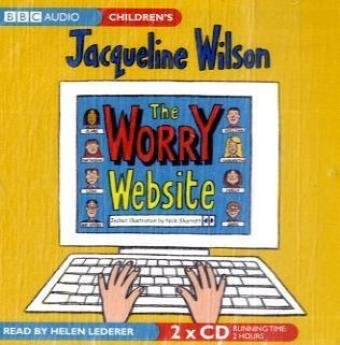 The Worry Website (BBC Audio)