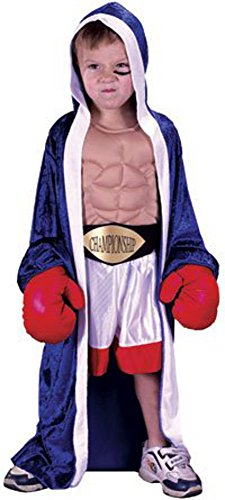Lil'  (Champion Boxer Toddler Costumes)