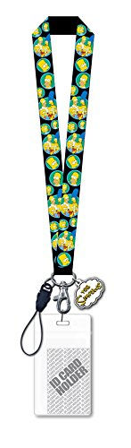 Fox Simpsons Lanyard