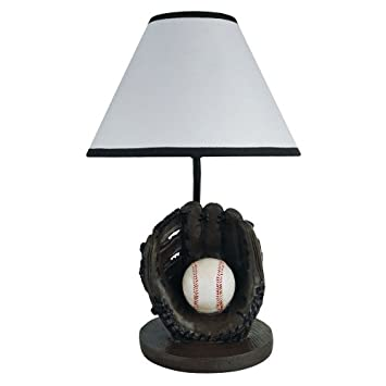 Kids Baseball Accent Lamp