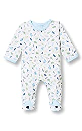 Letop Footed coverall LITTLE FOX Newborn