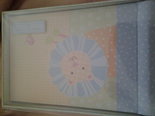Pepperpot Patterned Pals Brag Book -Lion/bird [7x4.5] 24 Photos