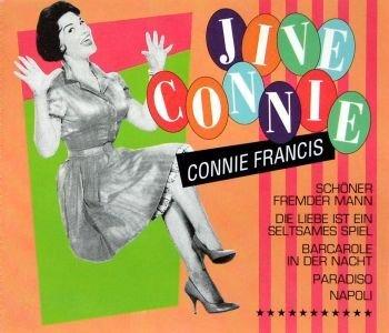 Connie Francis - Jive, Connie, Jive! - Zortam Music