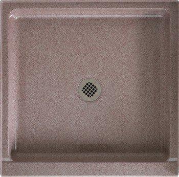 Swanstone Single Threshold Shower Floor - Shower Receptor - SS-3442 34 D x 42 W