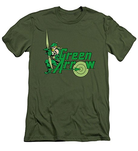 DC Green Arrow Aim Slim Fit T-Shirt