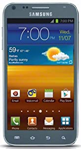 Samsung Galaxy S II 4G Android Phone, Titanium (Sprint)