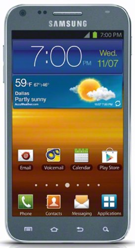 Samsung Galaxy S II, Titanium (Sprint) image