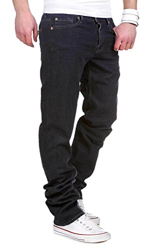 7-for-all-mankind-jeans-standard-new-cash-rinse-dunkelblau-w34