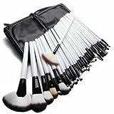32pcs Makeup Cosmetic Brush Set Professional Eyebrow Powder Lipstick Blush Foundation Kit
