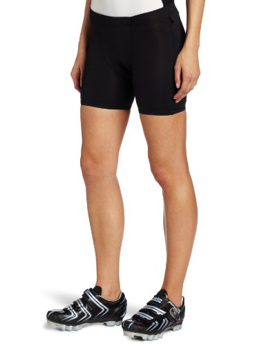 Buy Low Price Zoic Women's RPL Premium Lycra Cycling Shorts with Women's-Specific Cytech Italian Pad (4122ZW12)