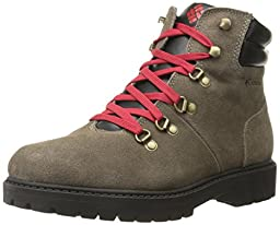 Columbia Youth Teewinot Stomper Hiking Boot (Little Kid/Big Kid), Mud, 7 M US Big Kid