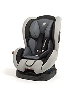 Babyauto Patxu - Silla de seguridad infantil, grupo 0+/1, color gris - BebeHogar.com