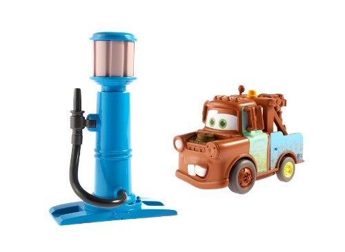 Buy Low Price Mattel Cars Pump N Go Air Racer Mater Figure (B003EDF3QG)