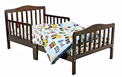 Dream On Me Classic Toddler Bed - Espresso