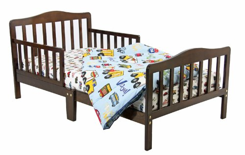 Buy Bargain Dream On Me Classic Toddler Bed - Espresso