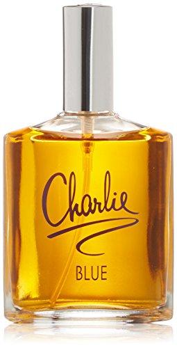 Charlie Blue by Revlon for Women, Eau De Toilette Spray, 3.4 Ounce