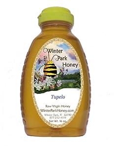 Tupelo Honey 16oz (Pure Natural Raw)