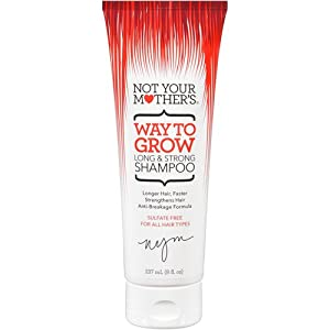 Not Your Mother's Way To Grow Long and Strong Shampoo -- 8 fl oz