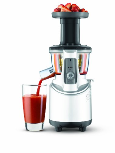 Review Of Breville BJS600XL Fountain Crush Masticating Slow Juicer