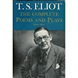 Image of T. S. Eliot: The Complete Poems and Play 1909-1950