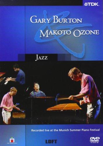 Gary Burton & Makoto Ozone [DVD] [2011]