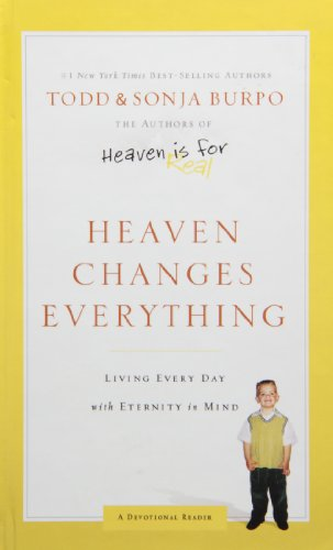 Heaven Changes Everything (Hardcover)