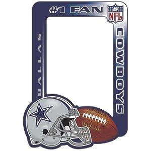 Amazon.com : Dallas Cowboys Magnetic Photo Frame