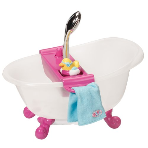 Baby Born Interactive Bathtub With Duck front-288729