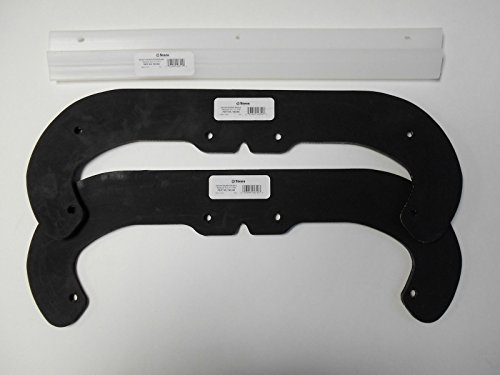 Toro POWER CLEAR 180, POWER CLEAR 418 Snow thrower paddle and scraper bar set/kit, 117-7700, 117-7717 (Snow Blower Toro 418 Ze compare prices)