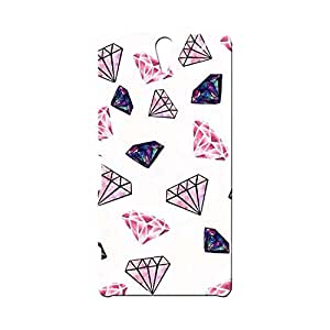 BLUEDIO Designer Printed Back case cover for Sony Xperia C5 - G1821