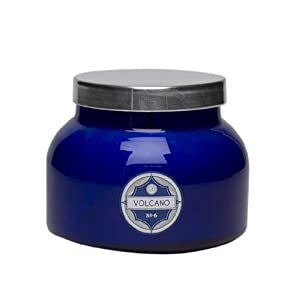 Aspen Bay 20 Oz Jar Capri Blue Candle - Volcano