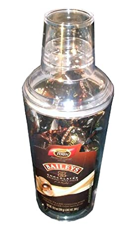 Chocolate Bottles With Liquor Filling