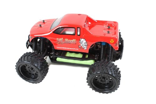 1/16 scale Himoto Body Lil Devil Off Road Buggy