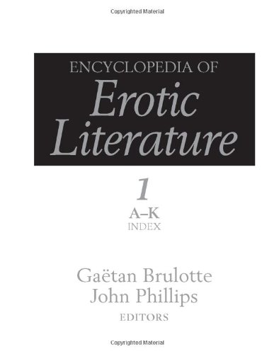 Encyclopedia of Erotic Literature