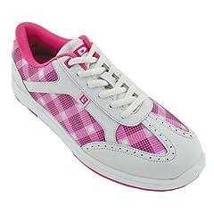 Buy Brunswick Ladies Plaid Bowling Shoes by Brunswick